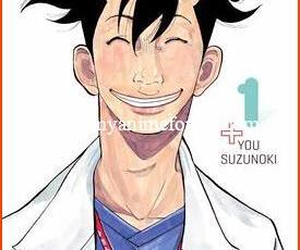 On May 7 Manga Kounodori: Dr. Stork Ends