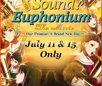 Sound! Euphonium: The Movie - Our Promise: A Brand New Day: Review