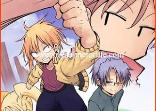 TV Anime Heion Sedai no Idaten-tachi Verified by Coolkyoushinja