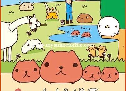 Anime Kapibarasan Adds Fumiya Takahashi and Yuichiro Umehara to Cast