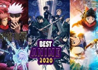 Top 10 2020 Anime - Best Anime In 2020