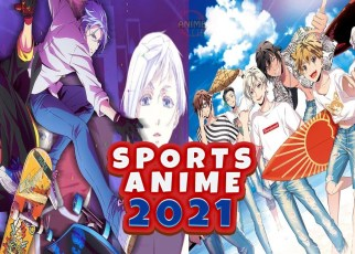 Top 10 Sports Anime 2021 - Best Sports Anime
