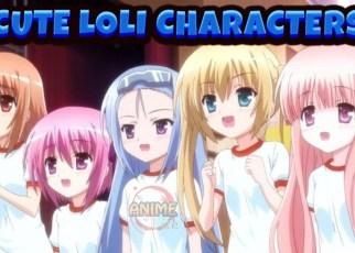 Cute Loli Characters