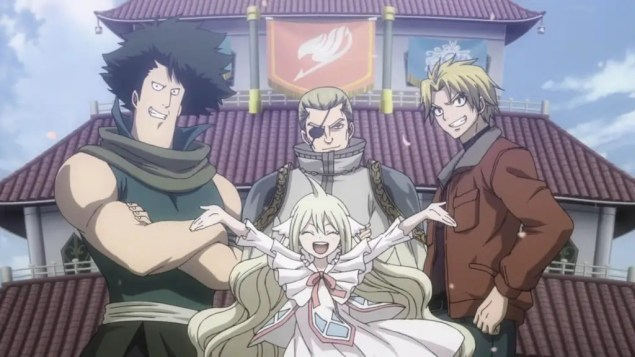 fairy tail fillers
