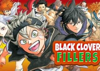 black clover fillers