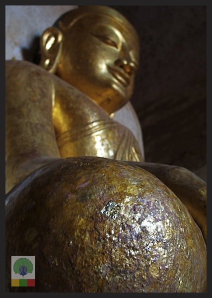 Gold Pounders Workshop - Mandalay - Myanmar (Burma) 2