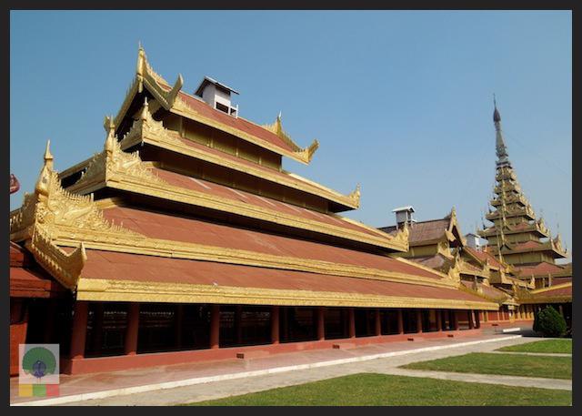 Royal Palace - Mandalay - Myanmar (Burma) 3