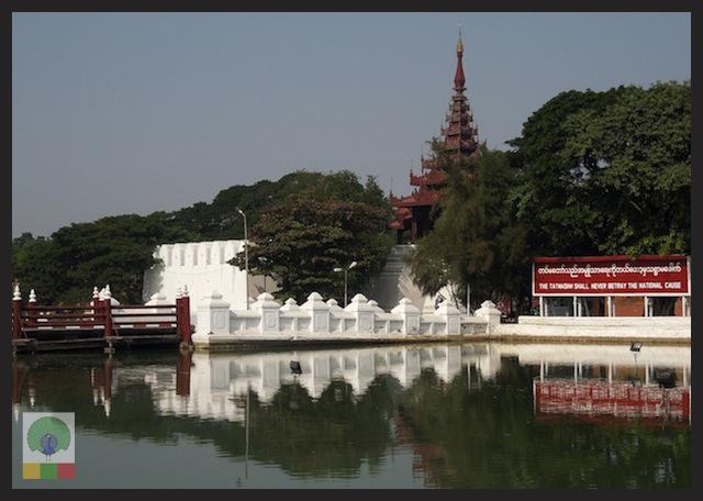 Royal Palace - Mandalay - Myanmar (Burma) 6