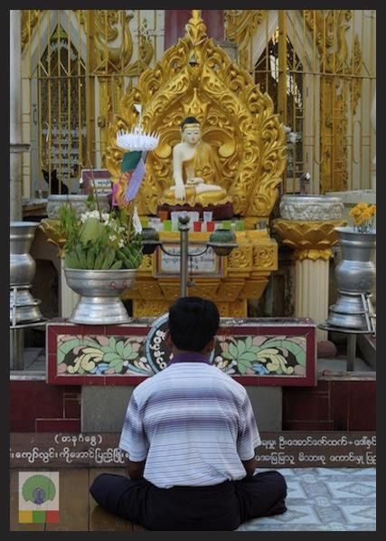Shwesandaw Pagoda - Pyay - Myanmar (Burma) 3