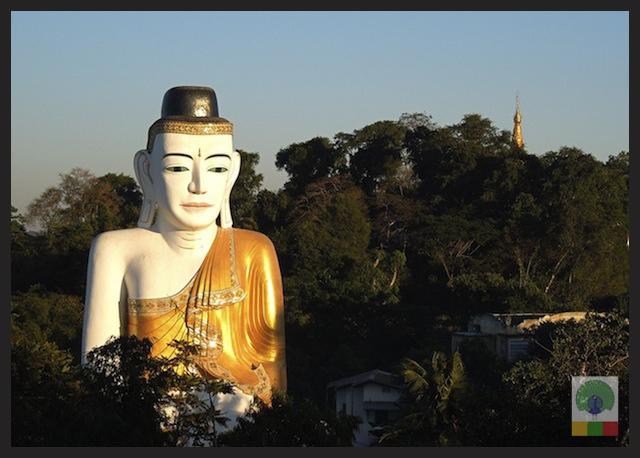 Shwesandaw Pagoda - Pyay - Myanmar (Burma) 6