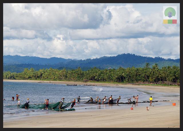 Fishing village Gwa - Rakhine State - Myanmar Travel Essentials (Burma) 4