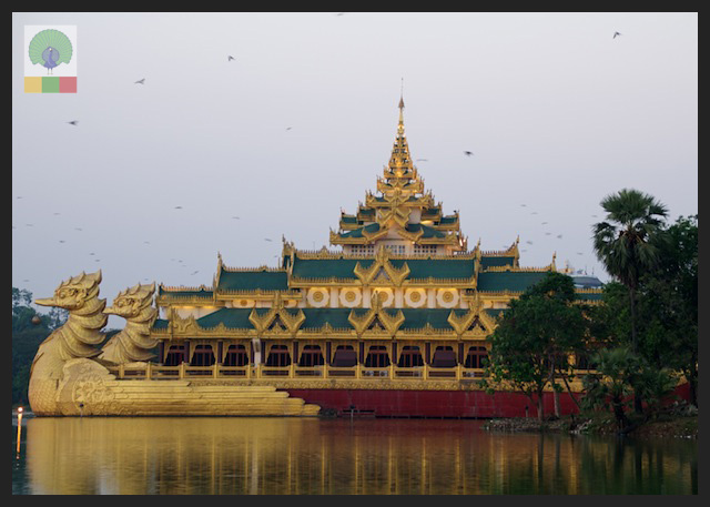 Paradise in the Heart of Yangon: Kandawgyi Lake & The Karaweik