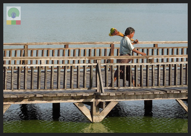 Kandawgyi Lake - Yangon - Myanmar (Burma)