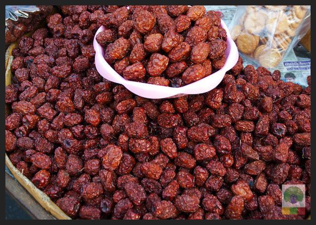 Sour Plums - Myanmar (Burma)