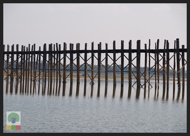 U Bein Bridge: The Longest Teak Bridge in the World