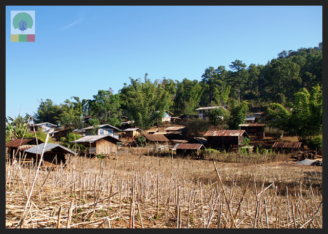 Padaung Ethnic Group Village - near Loikaw - Kayah State - Myanmar Travel Essentials