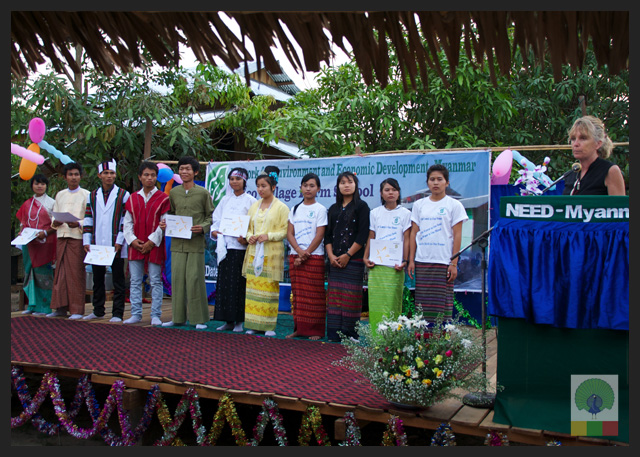 NEED Eco-village Foundation - Eco-farming school - Myanmar Travel Essentials 16