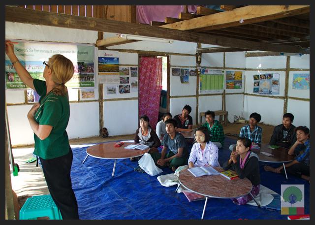 NEED Eco-village Foundation - Eco-farming school - Myanmar Travel Essentials 8