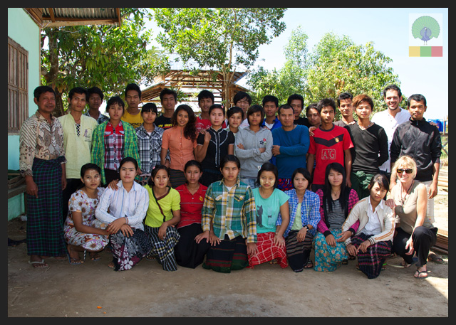 NEED Eco-village Foundation - Eco-farming school - Myanmar Travel Essentials