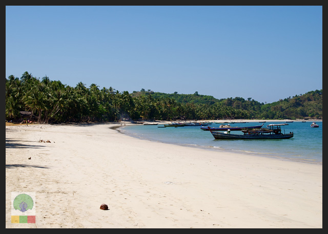 Diving in Ngapali beach - Myanmar Travel Essentials 7
