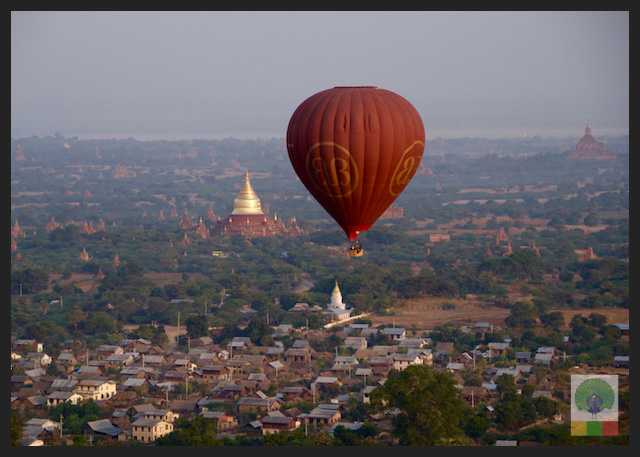 Perfect Family Trip - Balloons Over Bagan - Myanmar Travel Essentials 2