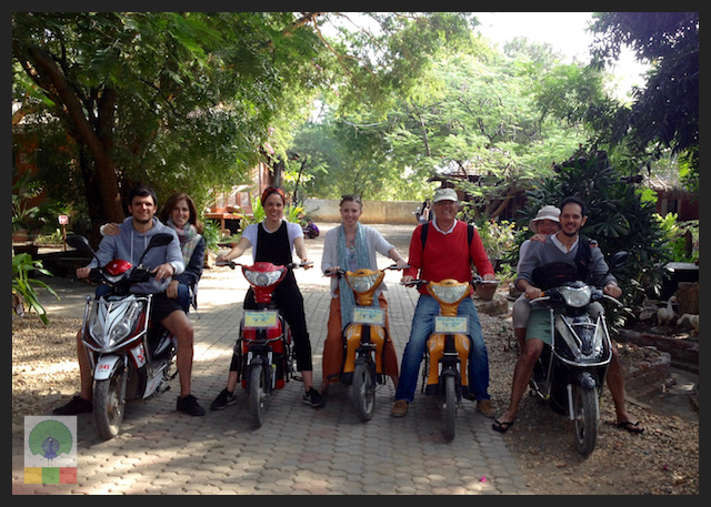 Perfect Family Trip - ebikes Bagan - Myanmar Travel Essentials