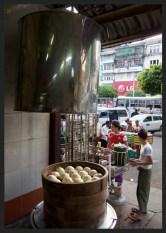 Street Snack Tour - Bun - Myanmar Travel Essentials