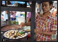 Street Snack Tour - Couple Snack 3 - Myanmar Travel Essentials