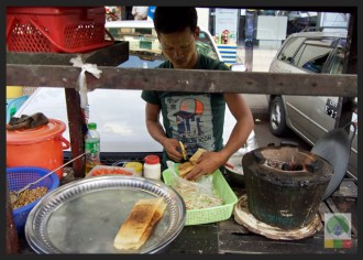 Street Snack Tour - Gangster Snack 3 - Myanmar Travel Essentials