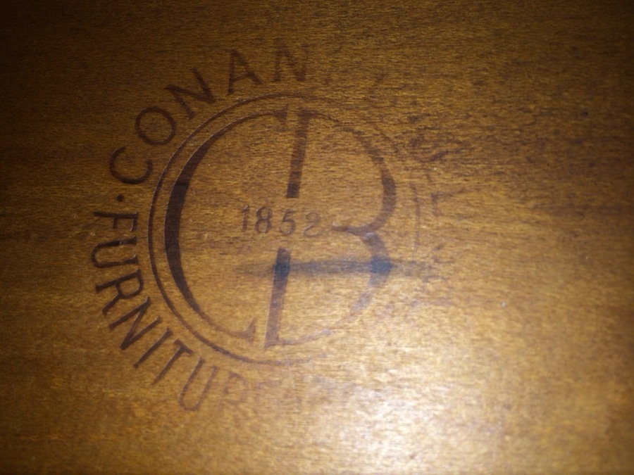 Conant Ball Coffee Table My Antique Furniture Collection