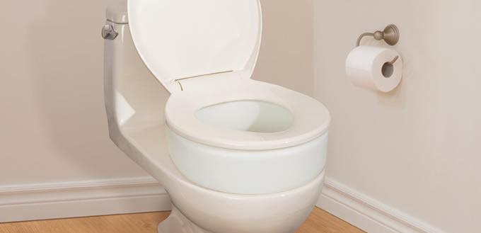 Rhausseurs De Toilette Par AquaSense AquaSense