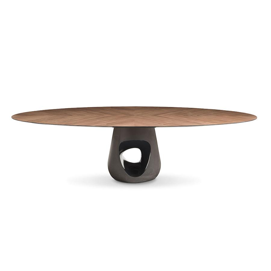 horm oval table barbara 200 x 120 cm