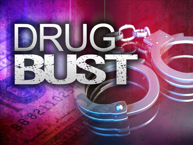 13 pounds of white powder seized in N C  drug bust is sugar