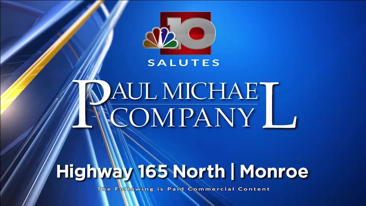 Paul Michael Company NBC 10 Salute