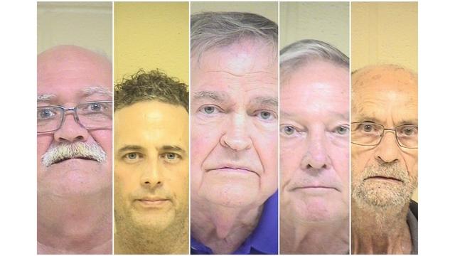SPD vice arrests