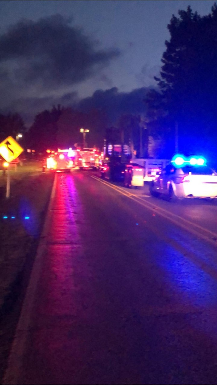 Farmerville PD: Highway 33 closed due to accident | KTVE