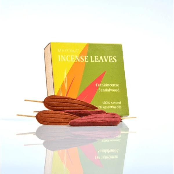 Incense Leaves 2