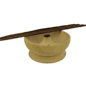 Räucherstäbchenhalter Schüssel