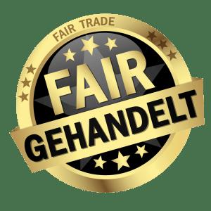 fair gehandelt Logo