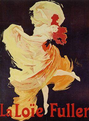 Kuvahaun tulos haulle the dancer poster fuller