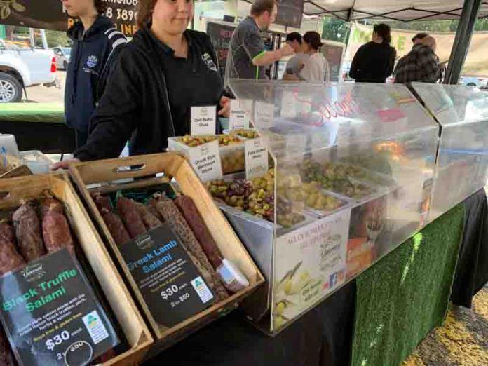 Marrickville Market :オーガニックマーケットは食いしん坊の食の宝庫