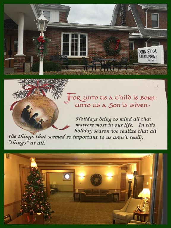 22 Funeral Homes Making The Holidays Brighter For Their