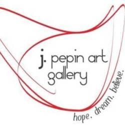 J Pepin Art Gallery Logo
