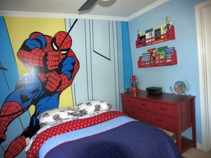 Blue Paint Ideas For Boy Bedroom   Glif.org