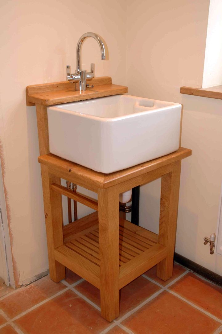 stand alone bathroom sinks stand alone kitchen sink for small kitchens 20652
