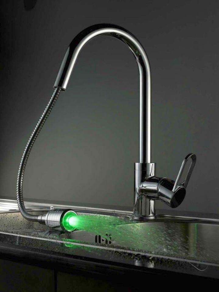 20 Unique Kitchen Faucets For Your Kitchen Decoration