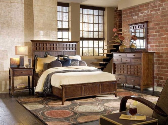 17 Modern Asian Master Bedroom Decorating Ideas