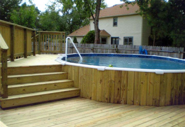 17 enchanting small pool design ideas for small backyard for Pool design austin