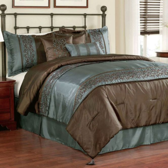 Image Of Tuscan Decor Bedding