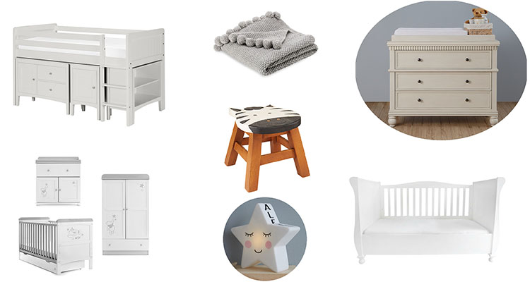 Gorgeous Interior Inspo For A New Nursery Or Kids Room